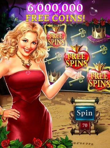 Scatter Slots для Android
