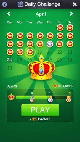 Solitaire для Android