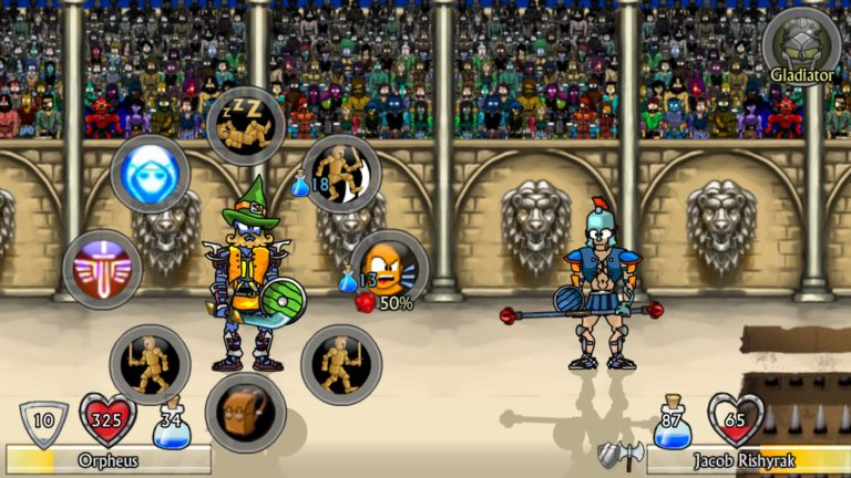 Swords and Sandals 2 для Android