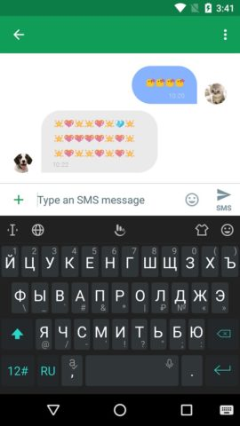 TouchPal для Android