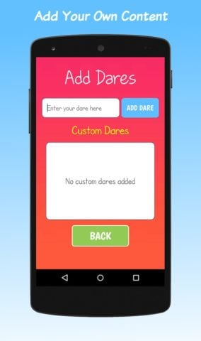 Truth Or Dare для Android