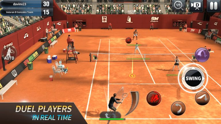 Ultimate Tennis для Android
