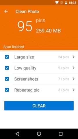 WinZip для Android