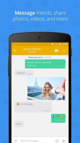 ooVoo для Android