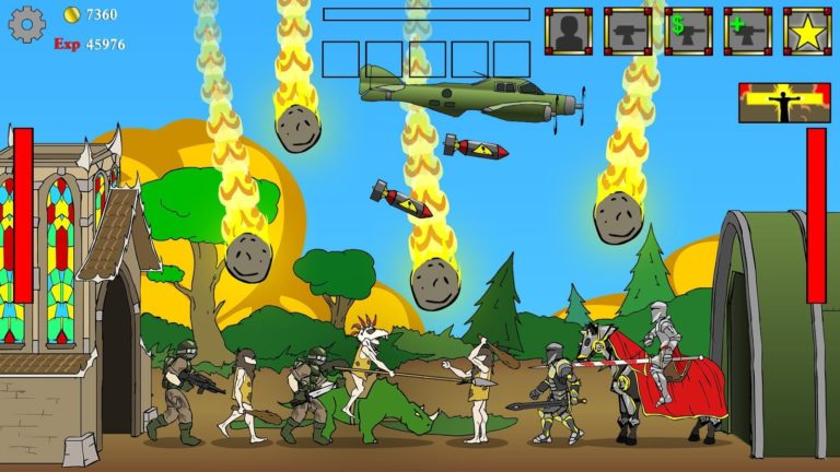 Age of War для Android