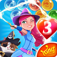 Bubble Witch 3 Saga для Android