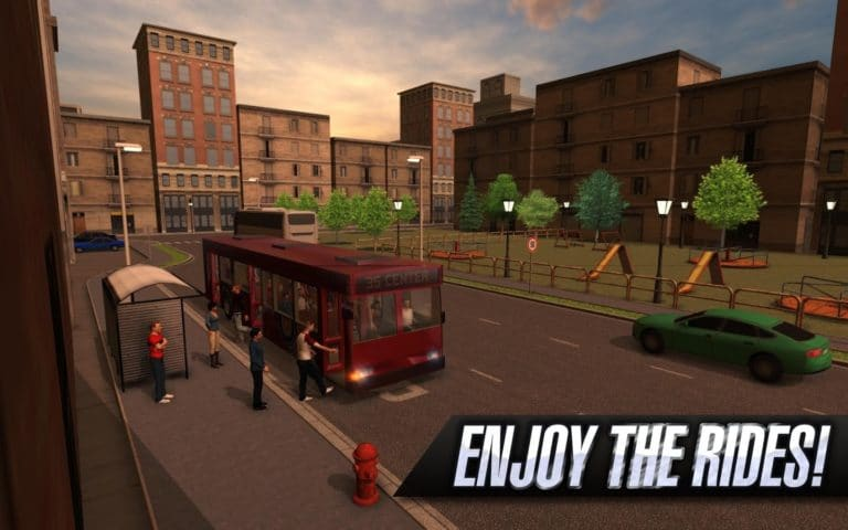 Bus Simulator 2015 для Android