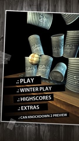 Can Knockdown для Android