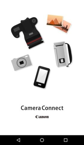 Canon Camera Connect для Android
