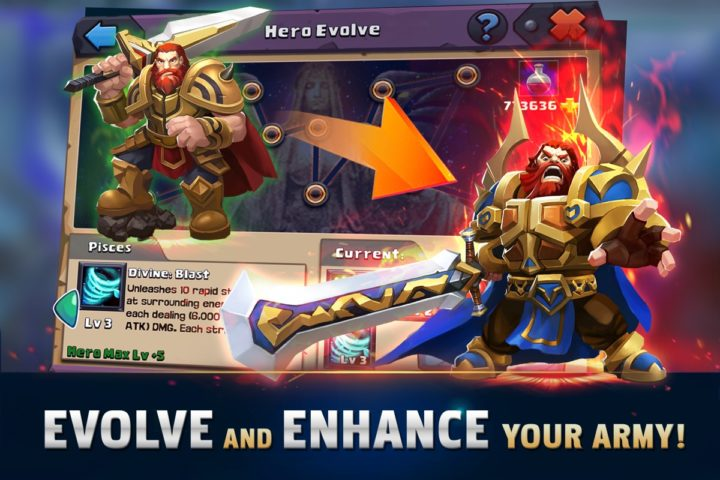 Clash of Lords для Android