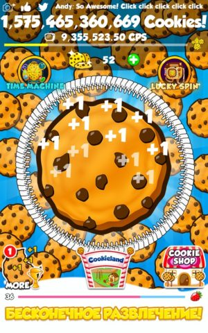 Cookie Clickers 2 для Android