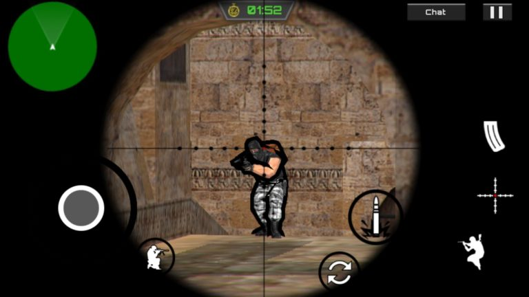 Counter Terrorist Strike War для Android