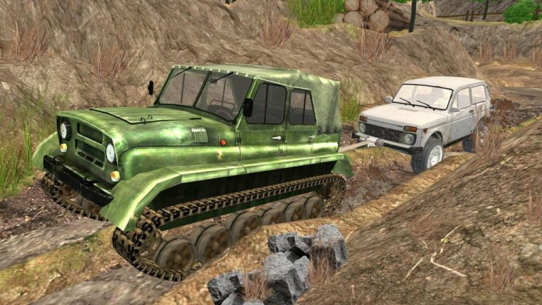 Dirt On Tires для Android