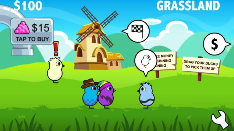 Duck Life для Android