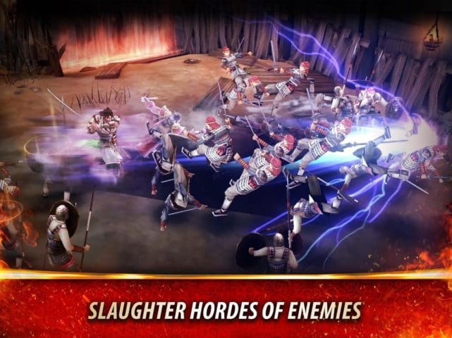 Dynasty Warriors Unleashed для Android
