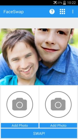 Face Swap для Android