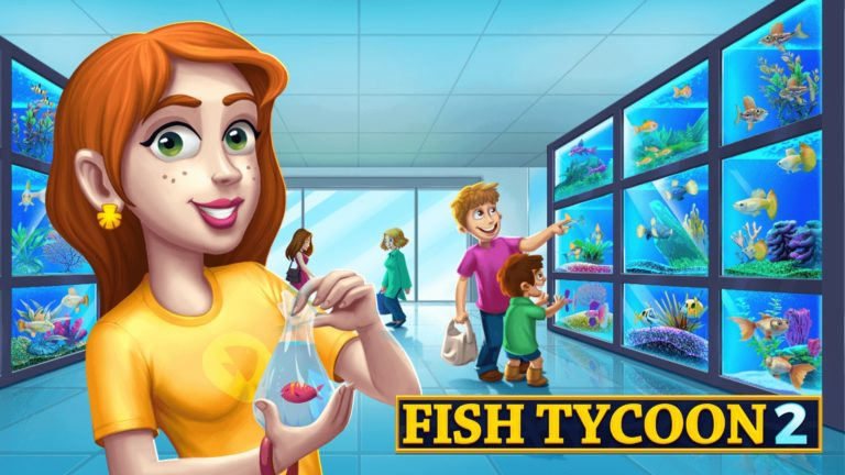 Fish Tycoon 2 для Android