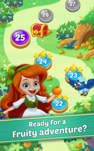 Fruits Mania для Android