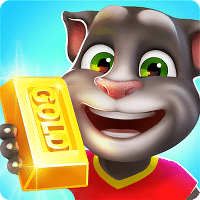 Talking Tom Gold Run für Android