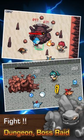 Grow Stone Online для Android