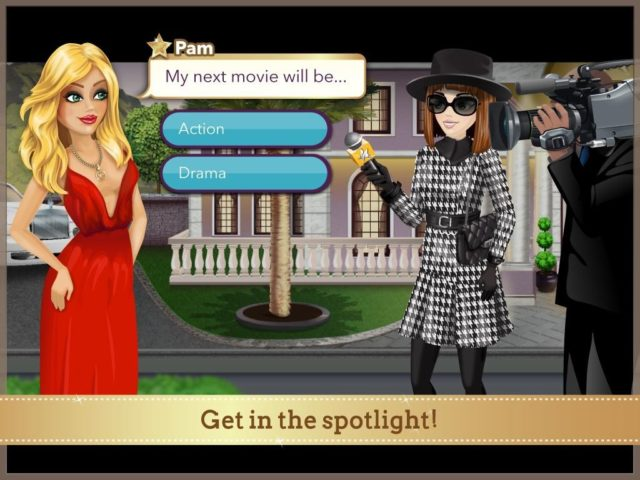 Hollywood Story для Android