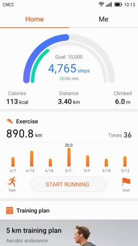 Huawei Health для Android