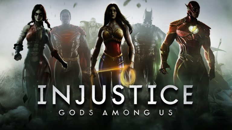 Injustice: Gods Among Us для Android