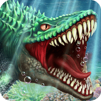 Jurassic Dino Water World для Android