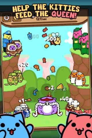 Kitty Cat Clicker для Android