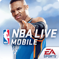 NBA LIVE Mobile für Android
