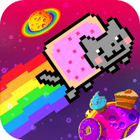 Nyan Cat: The Space Journey для Android