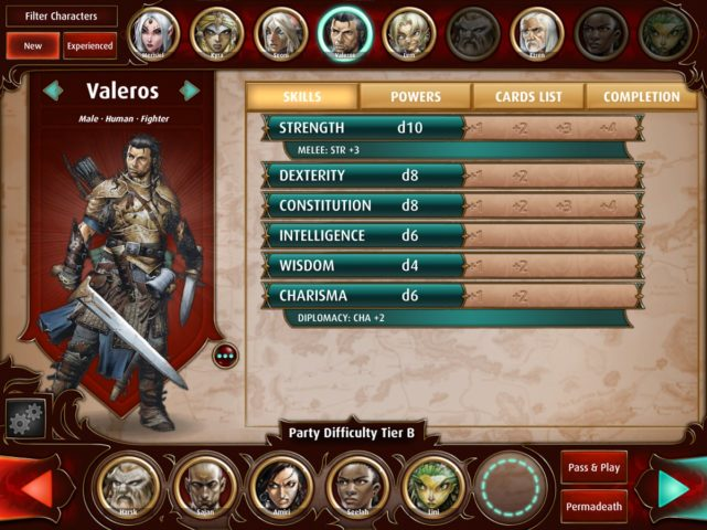 Pathfinder Adventures для Android