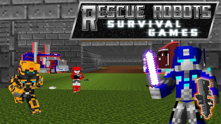 Rescue Robots для Android