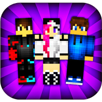Skins for Minecraft PE для Android
