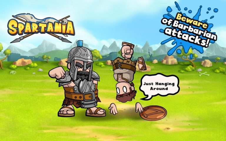 Spartania для Android