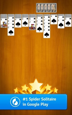 Spider Solitaire для Android