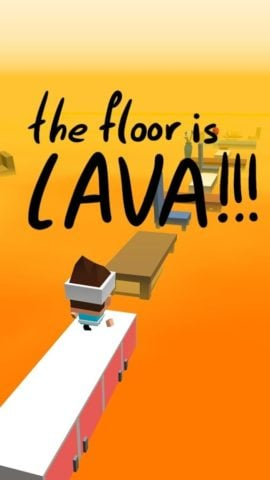 The Floor Is Lava для Android