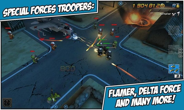 Tiny Troopers 2 для Android