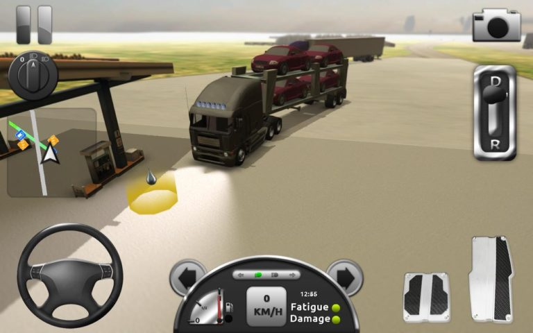 Truck Simulator 3D для Android
