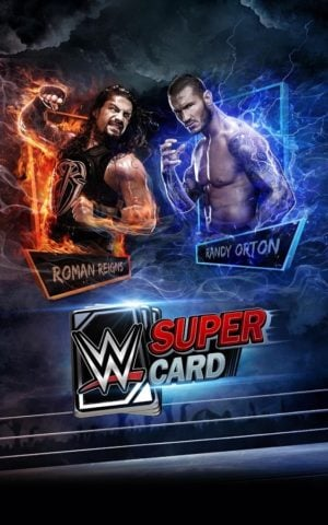 WWE SuperCard для Android