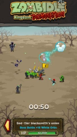 Zombidle для Android