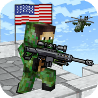 American Block Sniper Survival для Android