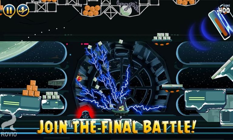 Angry Birds Star Wars HD для Android