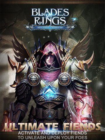 Blades and Rings для Android