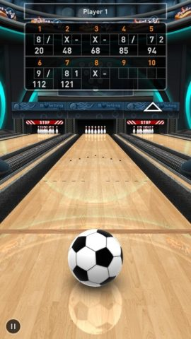 Bowling 3D для Android