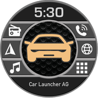 Car Launcher AGAMA for Android