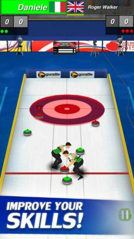 Curling для Android