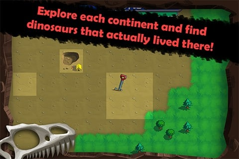 Dino Quest для Android