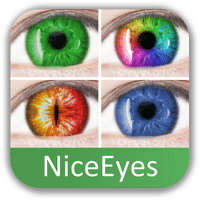 Eye Color Changer для Android