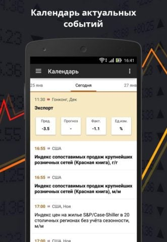 FinamTrade для Android